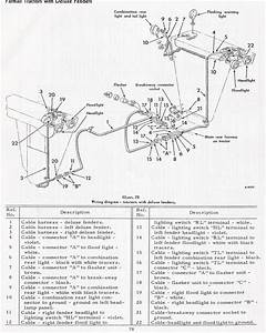 826 Wiring Diagram - General Ih