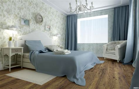 The Bedroom In The Provence Style by Provence Interior Design Style