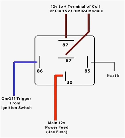 Best Relay Wiring Diagram Pin Bosch Endearing Enchanting