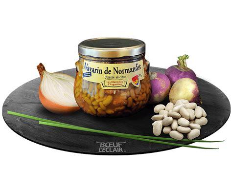cuisine au cidre achat en ligne navarin de normandie cuisiné au cidre label