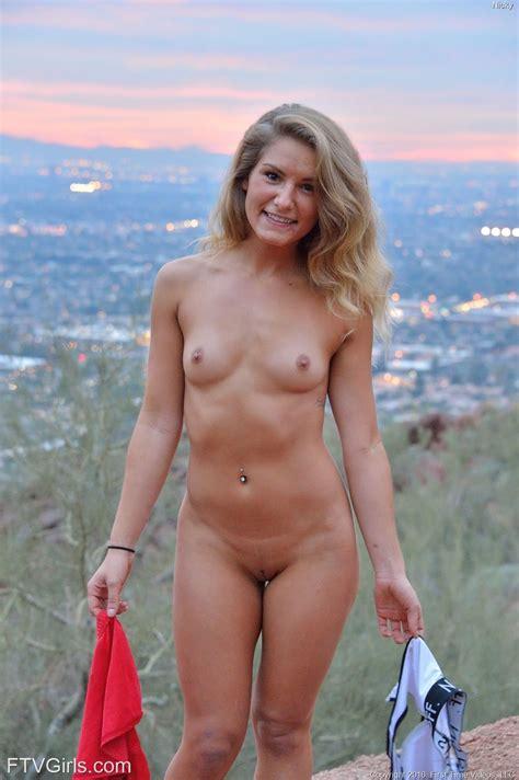 Nicky Hiking Anal | Naked Blonde Girls