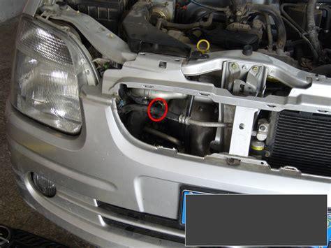 si e auto b sostituire il bulbo della pressione dell 39 olio