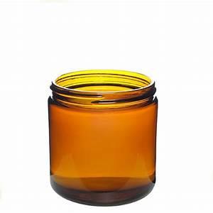 China amber glass jar hexagonal glass jar supplier