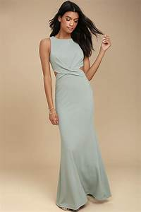 sexy grey dress maxi dress cutout dress grey maxi With lulus wedding guest dress