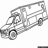 Ambulance Coloring Pages Police Paramedic Helicopter Vehicle Truck Fire Rescue Clipart Trucks Printable Badge Emergency Thecolor Ems Drawing Medic Kid sketch template