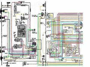 Colored Wiring Diagram 72 Chevy Pickup Free