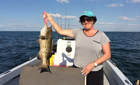 fishing myers fort grouper report fortmyers offshore charters