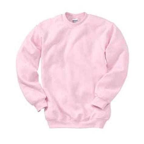 light pink sweatshirt gildan 174 heavy blend crewneck sweatshirt 190024