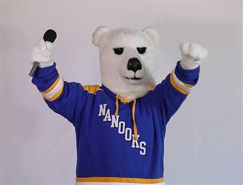 Excited Mascot S  By University Of Alaska Fairbanks