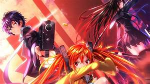 Black Bullet Full HD Wallpaper and Hintergrund | 1920x1080 ...