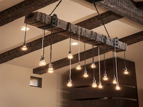 Bedrooms With Chandeliers, Rustic Kitchen Ceiling Light