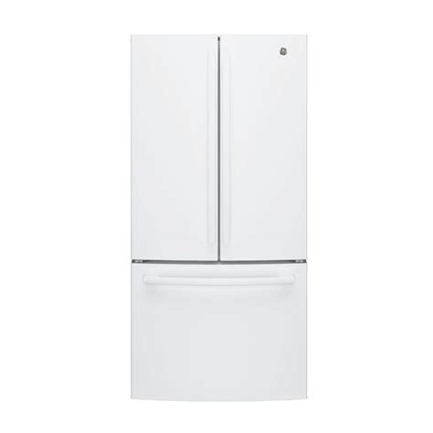 ge appliances  cu ft energy star counter depth french door refrigerator white canada