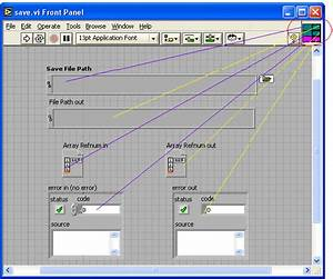 Can Labview C