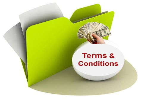 Terms And Conditions Loans Direct