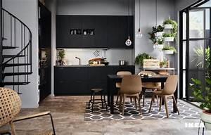 Cuisines Ikea 2018 : cuisine co responsable le mod le ikea kungsbacka ~ Nature-et-papiers.com Idées de Décoration