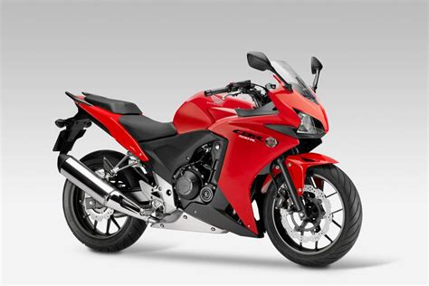 Review Honda Cbr500r by Honda Cbr500r 2014 On Review Mcn