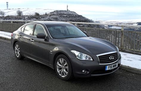 Review: Infiniti M35h hybrid sports saloon • The Register