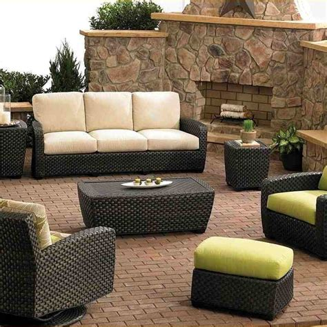 sears outlet patio furniture wicker patio furniture sets clearance