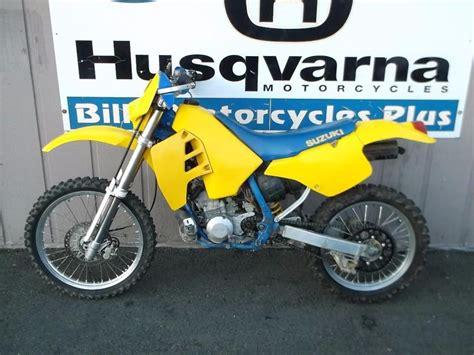 Suzuki Rmx 250 by Suzuki Rmx250 Motorcycles For Sale