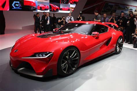 Toyota Ft 1 Concept Detroit 2018 Photo Gallery Autoblog