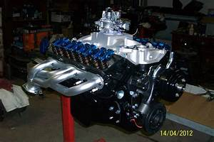 1997 Vortec Block 350 5 7l And 1995 Intake And Holley Tbi
