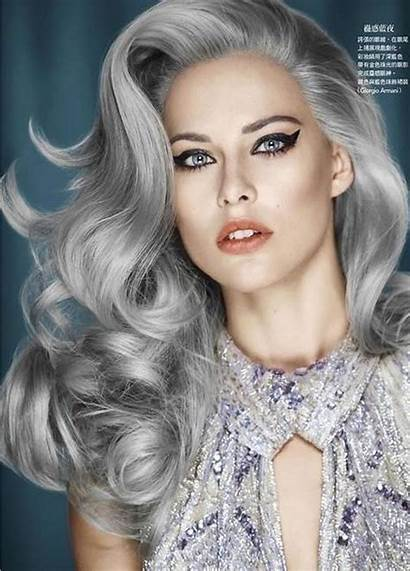 Hair Gray Tutorial