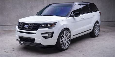 ford explorer seating eddie bauer colors redesign