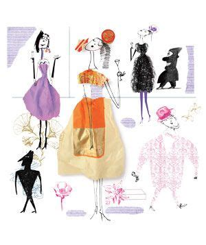 demystifying  party dress code  women  men