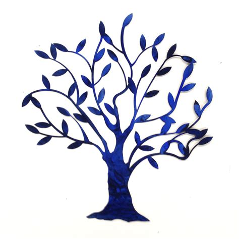 Tree Wall Decor Metal by Tree Tree Of Metal Wall Sculpture By By