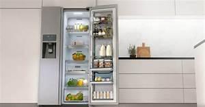 Amerikanische kuhlschranke liegen im trend und sind sehr for Side by side kühlschrank wei