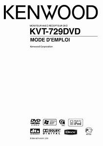 Kenwood Kvt 696 Installation Manual