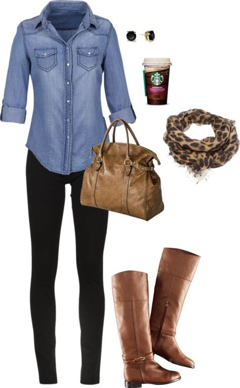 polyvore outfits ideas  fall pretty designs