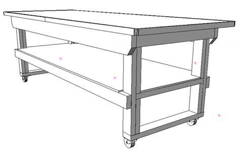 Workbench You Can Build in an Afternoon - Woodworking ...