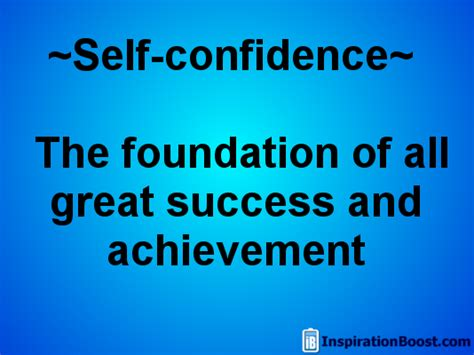 Self-confidence Quotes. Quotesgram