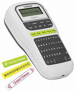 Brother p touch pth110 easy portable label maker for Buy label maker online