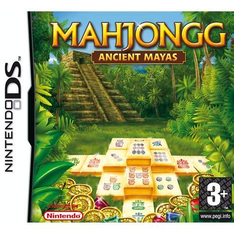 foto de Mahjongg Ancient Mayas (DS) kopen vanaf €2 DS Games