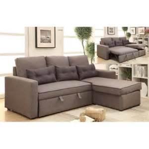 wildon home pull out sectional sofa walmart com