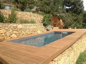 Piscine Hors Sol Composite : la petite piscine hors sol en 88 photos ~ Dode.kayakingforconservation.com Idées de Décoration