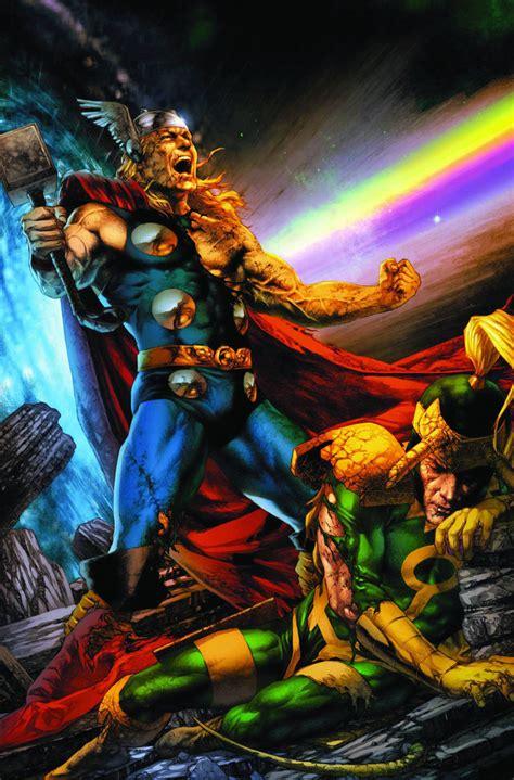 thor  thunder  comic art community gallery