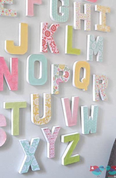 Wooden beadboard alphabet curlz letters wall decor paintable diy. DIY Wall Letters   Diy letters, Letter wall, Letter wall art