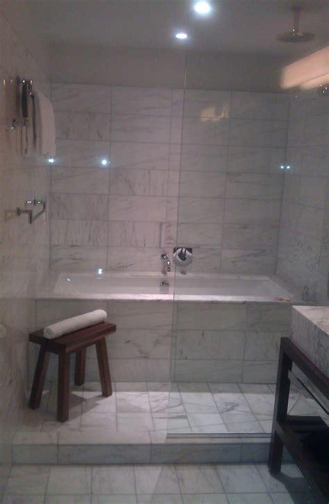 small bathroom ideas with tub fitting a soaking tub into small bath in shower ideas