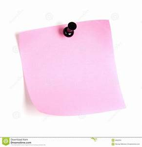 Post-it clipart pink - Pencil and in color post-it clipart ...