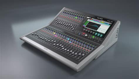 Digital Audio Console by Ibc 2016 Calrec Audio To Show Brio Compact Digital