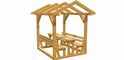 Spielhaus Bauplan Holz Selber Bauen Kinder Bauanleitung