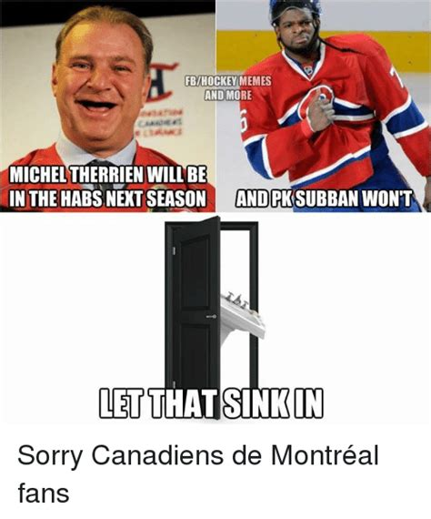 Montreal Canadians Memes - montreal canadians memes 100 images habs fans now calling sean thornton racist for throwing