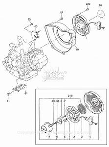 Robin  Subaru Ex27 Parts Diagram For Cooling  Starting