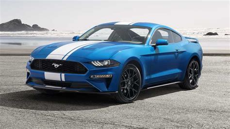 ford mustang  ecoboost coupe   needed