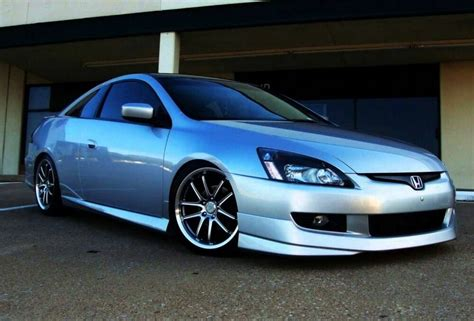 New Honda Accord Coupe 2003 2004 2005 Oe Style Front Lip
