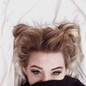 space buns tumblr - Google Search   Hair   Pinterest ...