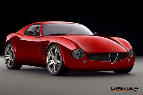 Alfa Romeo Am Autosalon Genf
